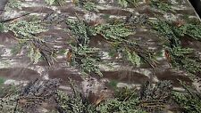 "REALTREE ADVANTAGE MAX 1 HD BULL DENIM TWILL CAMO FABRIC 65""W BTY CAMOUFLAGE"
