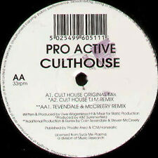 PRO ACTIVE - Culthouse - Limbo Rec.