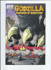 Godzilla #1 Brave New Worlds Comics Games Toys Variant Cover -