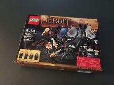 LEGO The Hobbit Flucht vor den Mirkwood Spinnen (79001) NEU NEW Escape Mirkwood