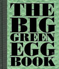 BIG GREEN EGG BOOK (9781449471156) - VANJA VAN DER LEEDEN (HARDCOVER) NEW