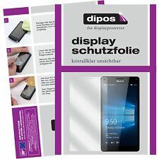 2x Microsoft Lumia 950XL Schutzfolie Display Folie Lumia 950 XL klar dipos