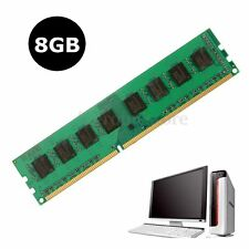 8GB DDR3 1333 MHZ PC3 10600 DESKTOP DIMM MEMORY RAM 240 PIN For AMD CPU ONLY