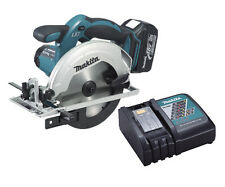 MAKITA 18V LXT BSS611Z Lithium Ion Cordless CIRCULAR SAW + 1 BL1830 + DC18RC