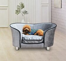 Luxury Dogs Sofa Dog Bed Pet Furniture Comfortable Seater Puppy House Cat Sofa