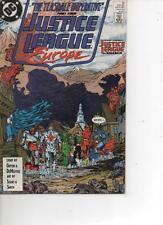 JUSTICE LEAGUE EUROPE 8 NOV 1989  FINE