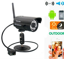HD Home Security IP Camera Wifi Wireless System Internet Outdoor Waterproof G~