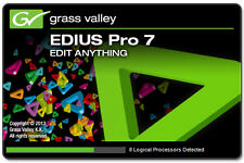 Edius Pro 7.5 + Adobe After Effect Full HD, 4K Wedding Projects With 2TB HDD EXT