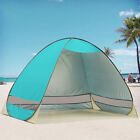 Pop Up Portable Beach Canopy Sun UV Shade Shelter Camping Outdoor Fishing Tent