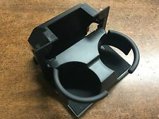 NEW OEM 2006-2014 NISSAN GREY REAR CONSOLE CUPHOLDER FRONTIER PATHFINDER XTERRA