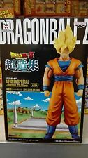 DRAGON BALL Z SUPER GOKU SS SPECIAL COLOR Ver. CONCRETE FIGURA FIGURE NEW NUEVA