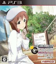 Used PS3 The IdolMaster: Gravure For You! Vol. 3 Free Shipping from Japan