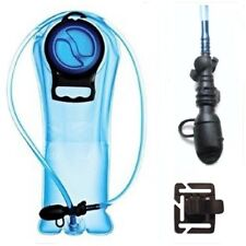 3L Hydration Pack Bladder Fits Camelbak & BIG Bite Valve + Normal Bite Valve