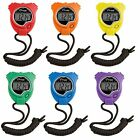 New Champion Sports Timer Walking Running STOPWATCH run time Daily hourly Alarm