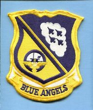US NAVY BLUE ANGELS DEMONSTRATION TEAM F-4 PHANTOM Style Squadron Jacket Patch