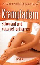 Krampfadern schonend und natürlich entfernen - Dr Sundaro Köster & Berndt Rieger