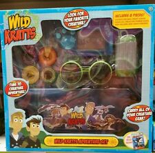 Wild Kratts Adventure Set 8 Pieces - Chris & Martin - Brand New