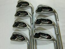 Brand New Ping G20 G 20 BLUE Dot Iron set 4-PW Steel CFS Regular flex Irons