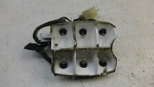 1986 Kawasaki ZL600 ZL 600 Eliminator K533' indicator dummy lights panel parts