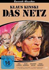Das Netz (1975) - mit Klaus Kinski, Elke Sommer und Mel Ferrer - Filmjuwelen DVD