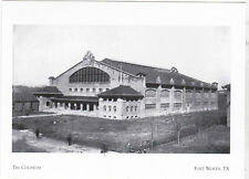 "*Postcard-""The Coliseum""-1908-(Nat'l Feeders & Breeders) @ Ft.Worth, Tx. (#22)"