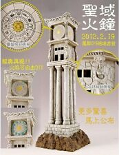 Saint Seiya Myth Cloth Decoration Diorama Scene Aries Horloge/Clock SC72