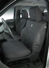 Carhartt Seat Saver Ford F -150 2015 2016 Seat Covers GREY Bucket Seats