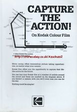 Kodak Capture The Action 1988 Magazine Advert #3923