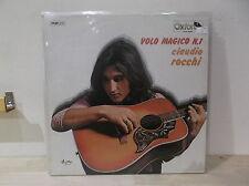 CLAUDIO ROCCHI Volo magico n.1  LP EX/EX-  ITA