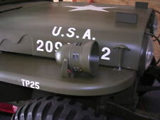 SIREN FOR JEEP AND OTHER MILITARY VEHICLES