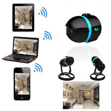 Trek Ai-Ball Mini Spy Cam Home Network Wireless IP Webcam Security CCTV Camera