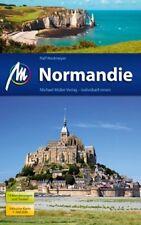 Reiseführer Normandie Ausgabe 2013/14, mit 14 Wanderungen, Michael Müller Verlag