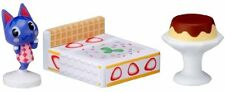 Takara Tomy Animal Crossing New Leaf Character Stamp Set Bouquet & Furniture