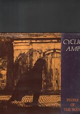 CYCLIC AMP - people of the book LP