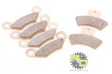 1998-2002 Polaris Sportsman 500 4X4 Front and Rear Severe Duty Brake Pads