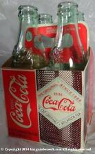 NEW COCA COLA 4-PACK BOTTLES IN CARTON REPRO CIRCA 1900 LIMITED EDITION BBA155