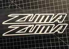 Zuma Replacement Decals - Fits Yamaha Sticker Kit Fairing moped scooter bws 125