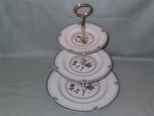 Royal Doulton Old Colony 3-Tier China Hostess Cake Plate Stand TC1005 (V1)