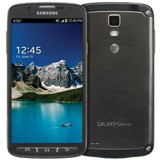 NEW IN BOX SAMSUNG GALAXY S4 ACTIVE SGH i537 16GB GRAY AT&T UNLOCKED SMARTPHONE