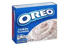 Jello Instant Oreo Cookies n' Creme Instant Pudding and Pie Filling 119g
