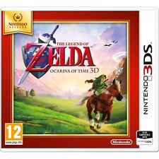 The Legend Of Zelda Ocarina Of Time 3D Game 3DS (Selects) Brand New