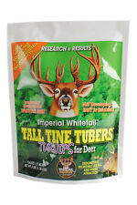 3 lb Whitetail TALL TINE TUBERS Seeds Deer Plot Seed Turnips Brassica Purple Top