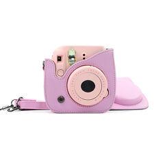 Pink Kamera Tasche Foto Album Zubehör Bundles für Fujifilm Instax Mini 8