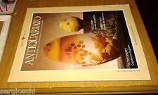 RIVISTA ANTIQUARIATO # 138-1992-CARTE GEOGRAFICHE-VETRI LIBERTY-MOBILI FINE 700