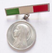 Insigne Religieux ITALIE UNITALSI INFIRMORUM PELERINAGE PELLEGRINAGGI CATHOLIC