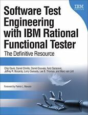 Software Test Engineering with IBM Rational Functional Tester: The Def-ExLibrary