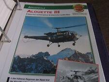 Faszination 3: 2 Aérospatiale Alouette III