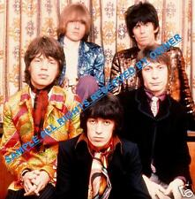 THE ROLLING STONES PHOTO  WITH BRIAN JONES PERIOD.