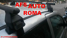 BARRE PORTATUTTO AFS AUTO CITROEN C2 2007 OMOLOGATO TUV MADE IN ITALY AFS ROMA