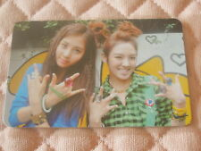 (ver. Group TYPE C) SNSD 2nd Album Oh! Photocard K-POP Seohyun Hyoyeon